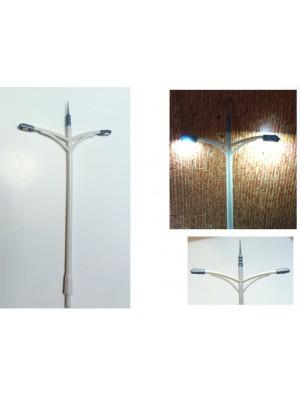 Dubbele LED straatlantaarn