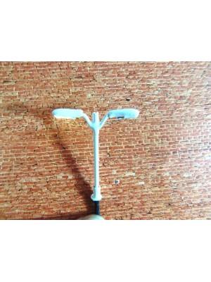 Dubbele straatlantaarn LED