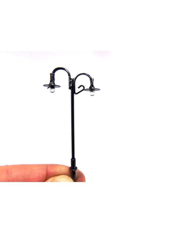 Dubbele booglantaarn LED (H0)