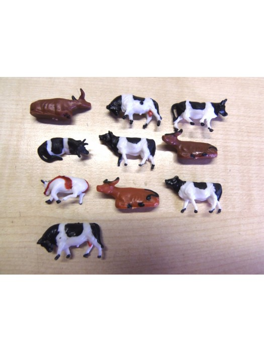 10 koeien (H0)