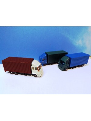 Containertruck (H0)